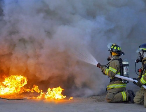 5 Common Causes of Fire in the Workplace